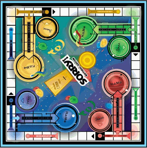 unfair board game how to play