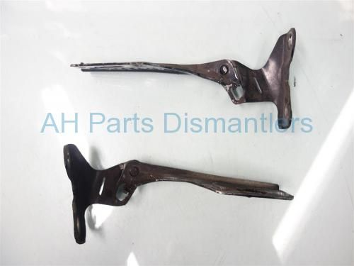 Used 2006 Acura TL Passenger & Driver HOOD HINGE - BLACK  60120-SEP-A00ZZ 60120SEPA00ZZ 60170-SEP-A00ZZ 60170SEPA00ZZ. Purchase from https://ahparts.com/buy-used/2006-Acura-TL-Passenger-Driver-HOOD-HINGE-BLACK-60120-SEP-A00ZZ-60120SEPA00ZZ/118154-1?utm_source=pinterest