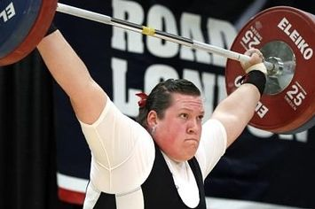 America's Strongest Olympian (who happens to be a woman) Lives in Poverty