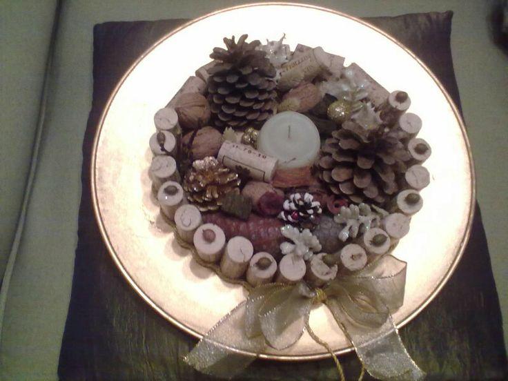 La tavola natalizia
