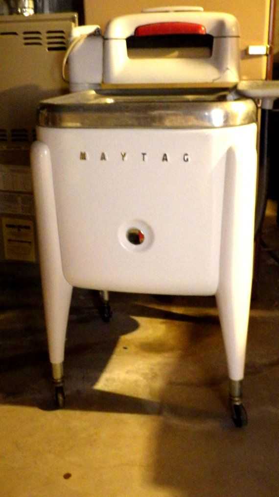 Antique Vintage Maytag Wringer Gyratator By