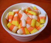 dulces caseros de maíz