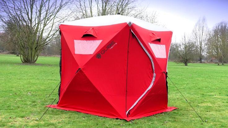 Qube Tents - Quick Pitch Modular Camping Tents