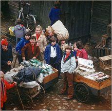 DDR - Altstoffsammlung 1970er Jahre