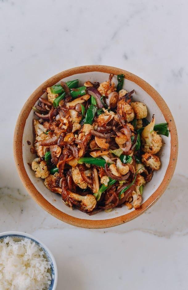 Recipe: Spicy Cauliflower Stir-Fry | Kitchn