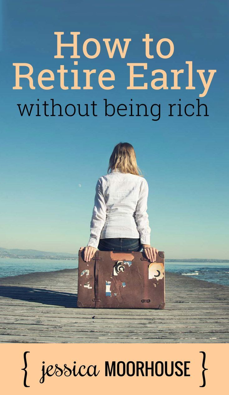 How to retire early without being rich. Anita Dhake did it by age 33!