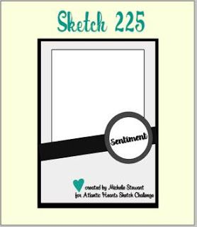 Atlantic Hearts Sketch Challenge, Sketch # 225