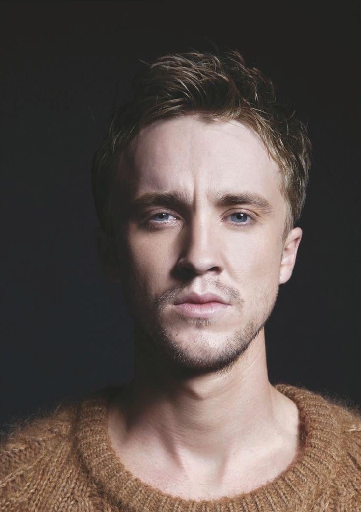 Tom Felton... yes, he was Draco Malfoy OH MY GOSH. HAWT HAWT HAWT