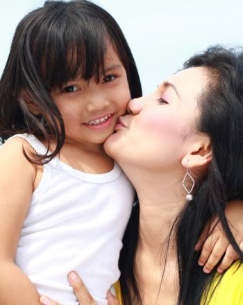 Learn what you can do to help your child develop a healthy view of herself.