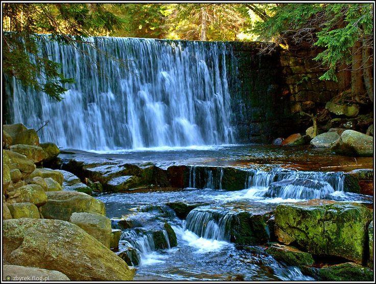 Wild falls  # Dziki wodospad Karpacz
