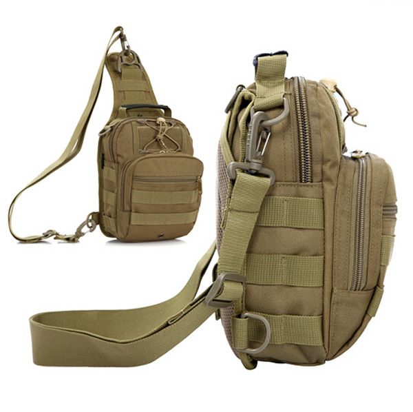 Multifunction Outdoor Sport Chest Pack Crossbody Single Shoulder Bag
