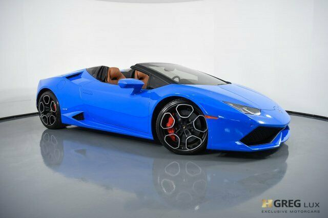 2016 Lamborghini Huracan Lp 610 4 Spyder 2016 Lamborghini Huracan Lp 610 4 Spyder Convertible Pr Lamborghini Huracan Lamborghini Lamborghini Aventador Roadster