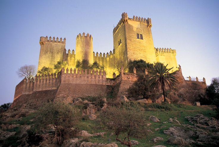 Impresionante el castillo de Almodovar