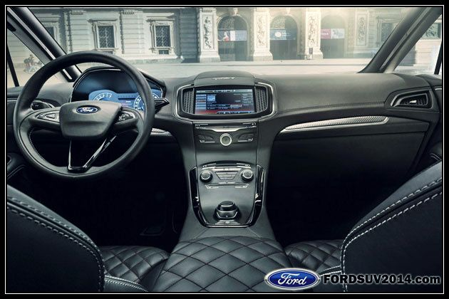 2014 Ford S Max Vignale Concept Design New Model Review Ford Vignale Ford Ford Models