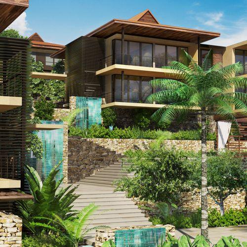 Zimbali Ocean Club has amazing gardens!