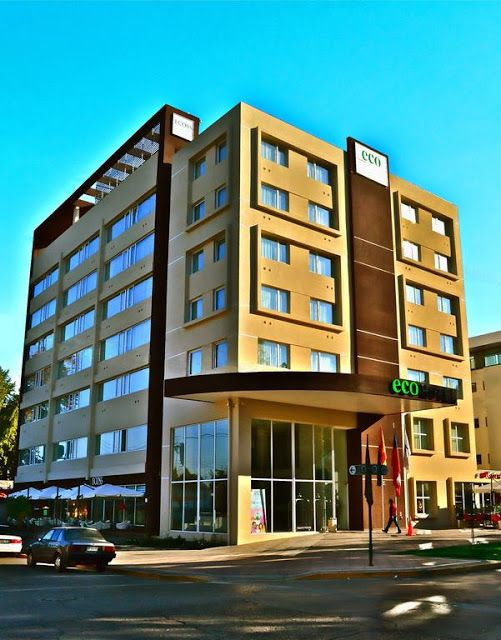 Travel Destination Noticias: Ecohotel - Talca