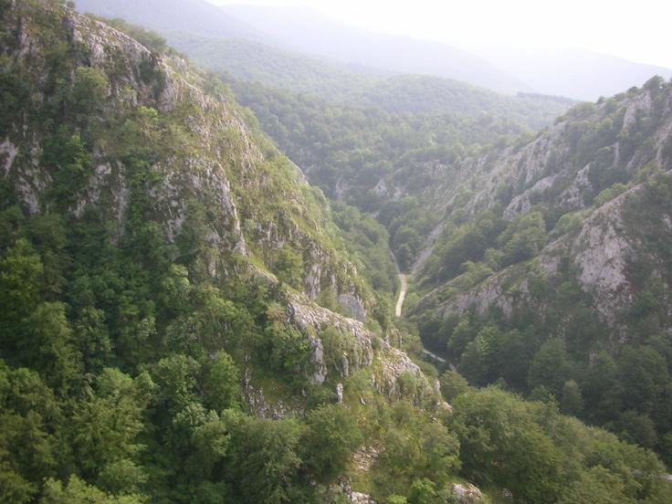 Santuario de Aranzazu  ( Oñate)  Guipuzkoa  Basque Coutry