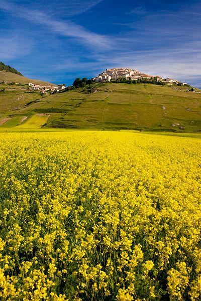 Castelluccio di Norcia, Umbria, Italy