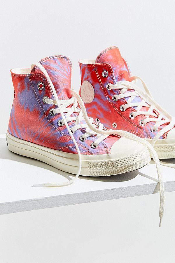 39e3556a55bf Slide View  5  Converse Chuck 70 Tie-Dye High Top Sneaker