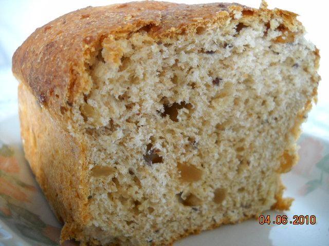 Receita de Pão integral delicioso - Tudo Gostoso http://tudogostoso.me/r108846