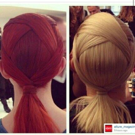 Groovy 1000 Images About Ponytail Bar On Pinterest Short Hairstyles For Black Women Fulllsitofus