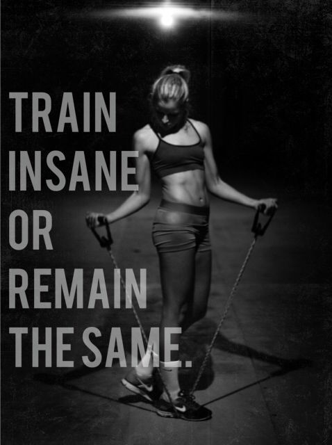 Fitness quote. Fitness inspiration. Fitness motivation. Go Mackers healthandfitnessnewswire.com