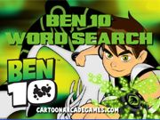 Ben 10 Word Search    Find all of Ben 10 Characters Names before time runs out. You have 10 minutes! Words can run horizontally, vertically, diagonally, and even backwards. Select each word by clicking on the first letter and dragging your mouse along the word. When you reach the end of the word, let up on the mouse button. If you find a word on the list then that word will remain circled and the word will be crossed off the list. It takes a keen eye to find them all. Good l