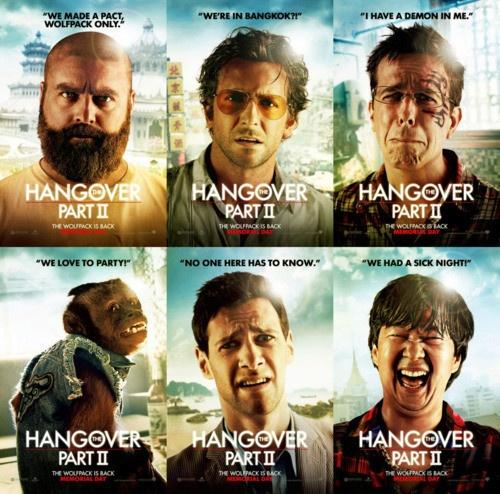 Hangover II - <3 <3 <3 Mr. Chow!!!