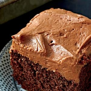 Southern Living  Chocolate-Cream Cheese Frosting Recipe