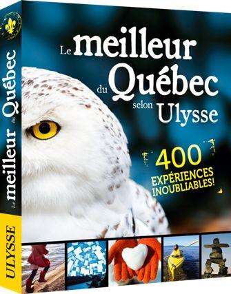 Le resto 5e Élément figure parmi les 3 tables estriennes sélectionnées par le Guide Ulysse 2015 recensant 400 expériences inoubliables à vivre au Québec...