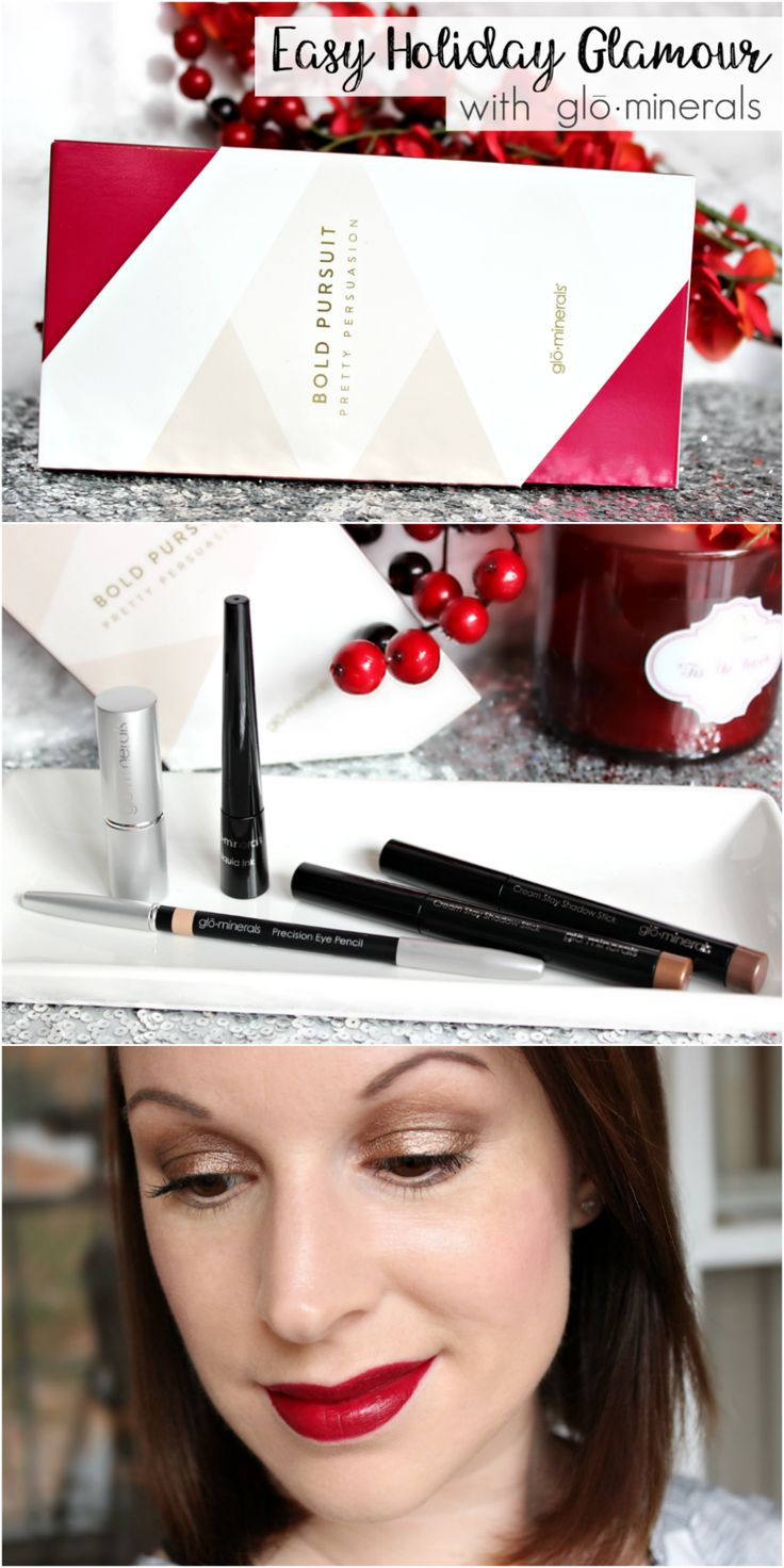 Glo Minerals Bold Pursuit Holiday Set The Feminine Files