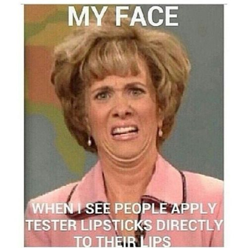 Witty Makeup Memes All Makeup Lovers Can Relate to ...