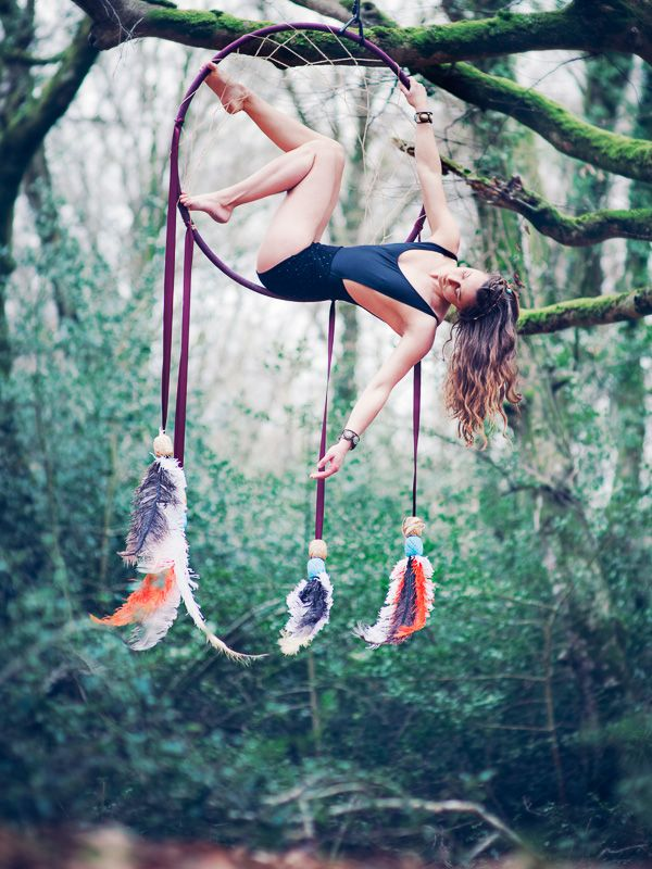 Dream Catcher Lyra - perfection <3 I absolutely love this, love dream catchers, love hoop = stunning!
