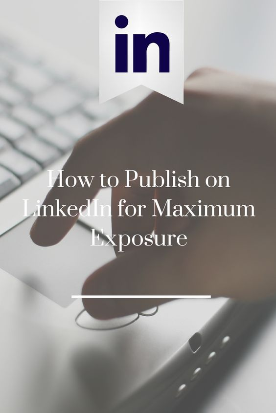 How to Publish on LinkedIn for Maximum Exposure - Publishing your articles on LinkedIn helps build your personal reputation and increase exposure for your business or website.  In this article I'll share four tactics for publishing content that gets read and shared. http://www.socialmediaexaminer.com/publish-on-linkedin-for-engagement/