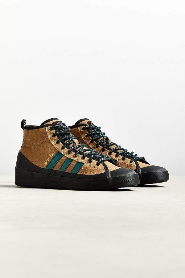 Adidas Matchcourt High RX3 Sneaker