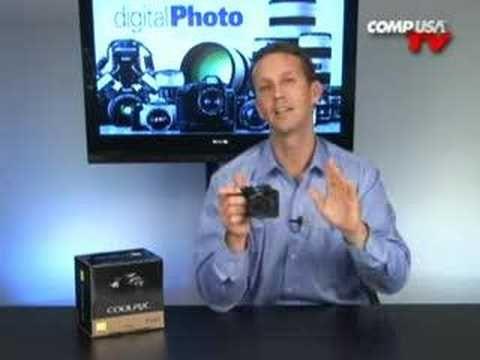 Nikon COOLPIX P80 Digital Camera - YouTube