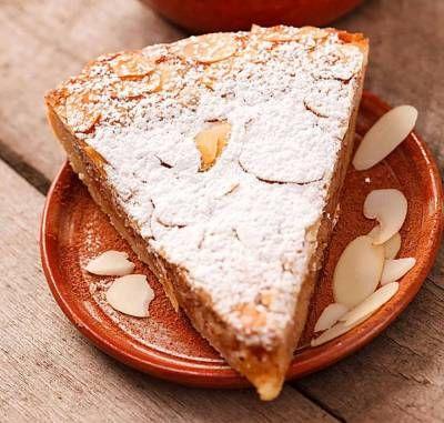 Breakfast Almond Cake | Breakfast | Pinterest