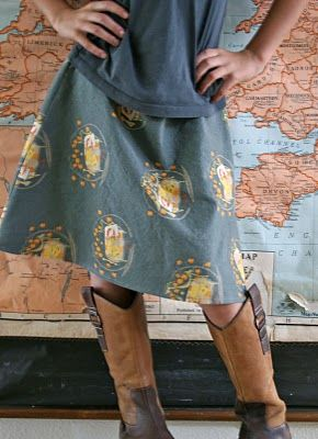 love the directions for this skirt.  mad baby.  :)