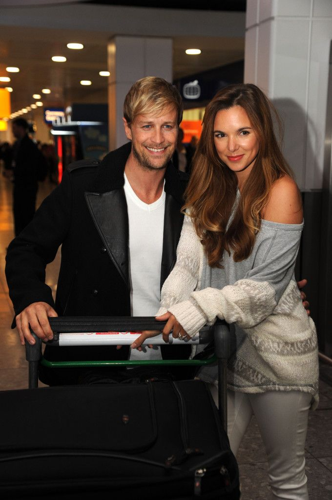 Kian Egan and Jodi Albert (Married)