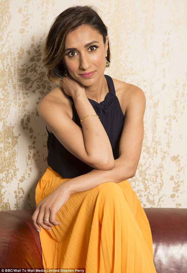 Anita Rani investigated the fate of her maternal grandfather's first wife in Who Do You Th...