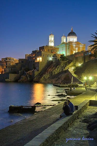 GREECE CHANNEL | Syros Island / Greece