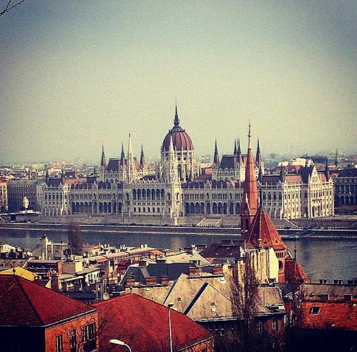Most impressive Parliament building in the world! Budapest, Hungary
