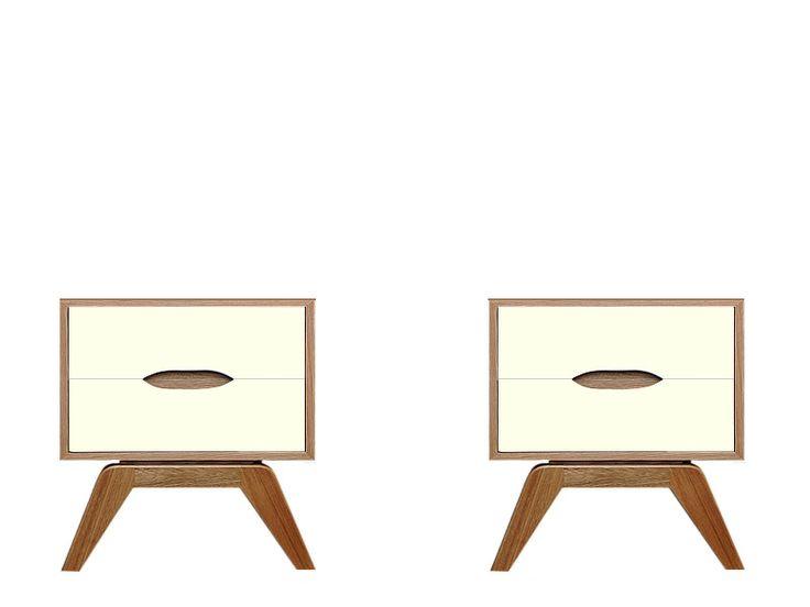 Par mesas de noche. 1950 Pair midnight tables. 1950 www.dessvan.com #dessvan #vintagebogota #bogota #colombia #mueblesbogota #mobiliariobogota  #lamparas #lamparasbogota #antiguedadesbogota #designbogota #midcenturybogota