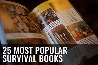 top prepper and survivalist books best sellers