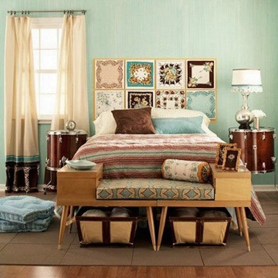 20 Cool Retro Design is important To Try. 17 Best ideas about Modern Retro Bedrooms on Pinterest   Retro
