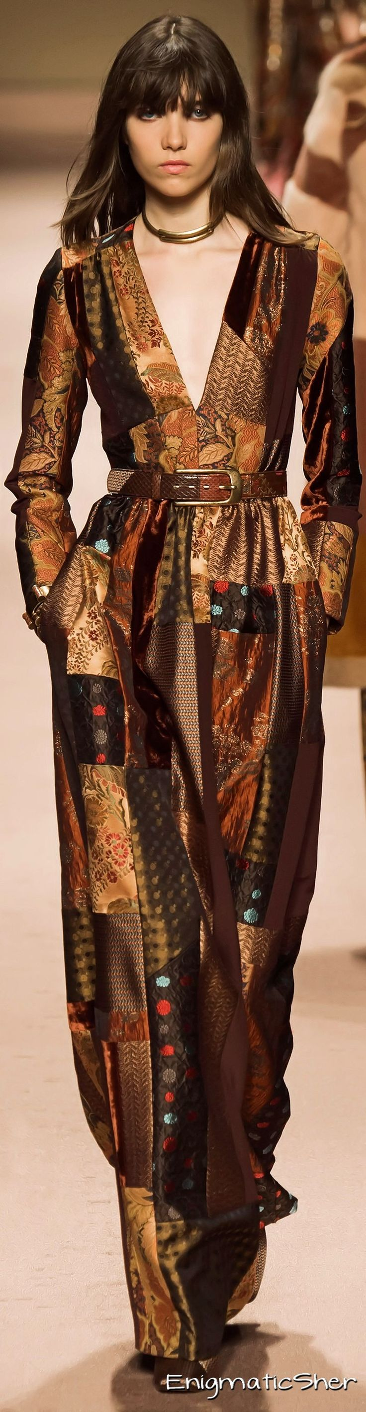 Etro Collections FW 2015-2016 | House of Beccaria~