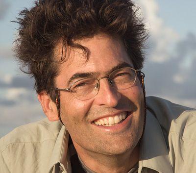 Chris Jordan, renowned documentary photographer and artist. http://www.chrisjordan.com/img/chris_jordan3.jpg