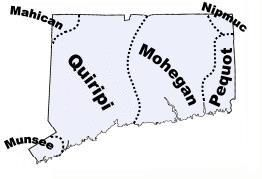 The Native American Tribes of Connecticut