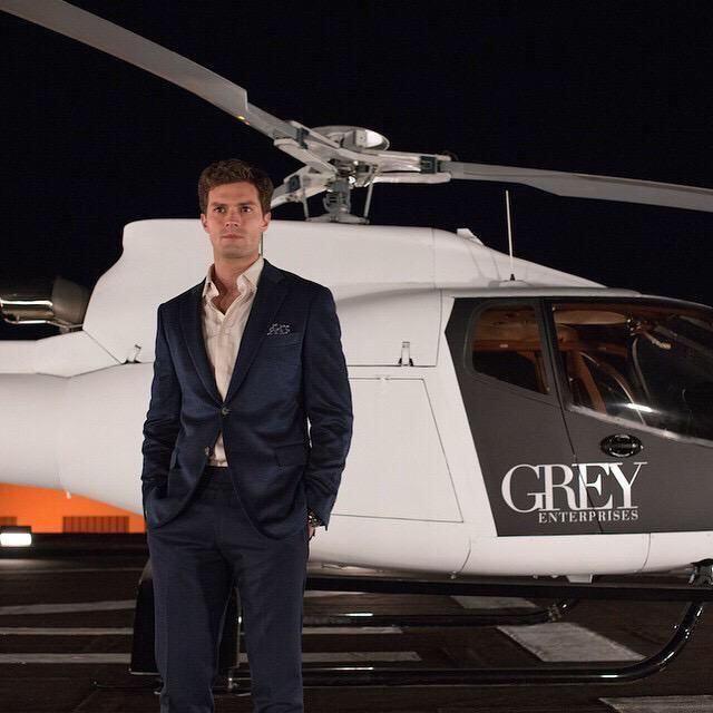 New Still of Christian Grey. #FiftyShades