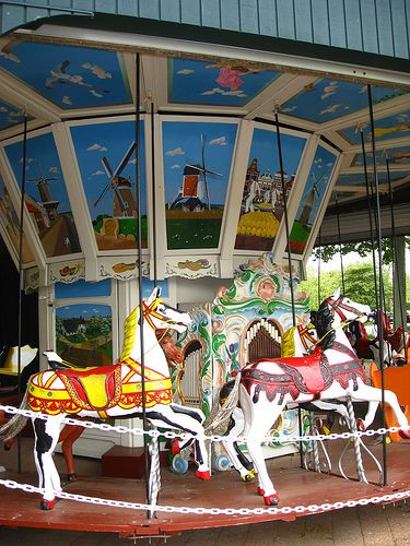 Windmill Island Park Deboer Bros. Dutch Children's Carousel | Flickr